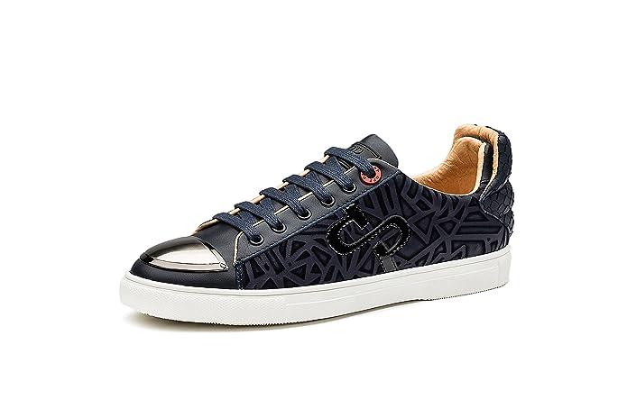 OPP Chaussures de Ville Loisir A Lacet Pour Homme 42EU Noir G2tcxmr ... 6e9ec03eb15a