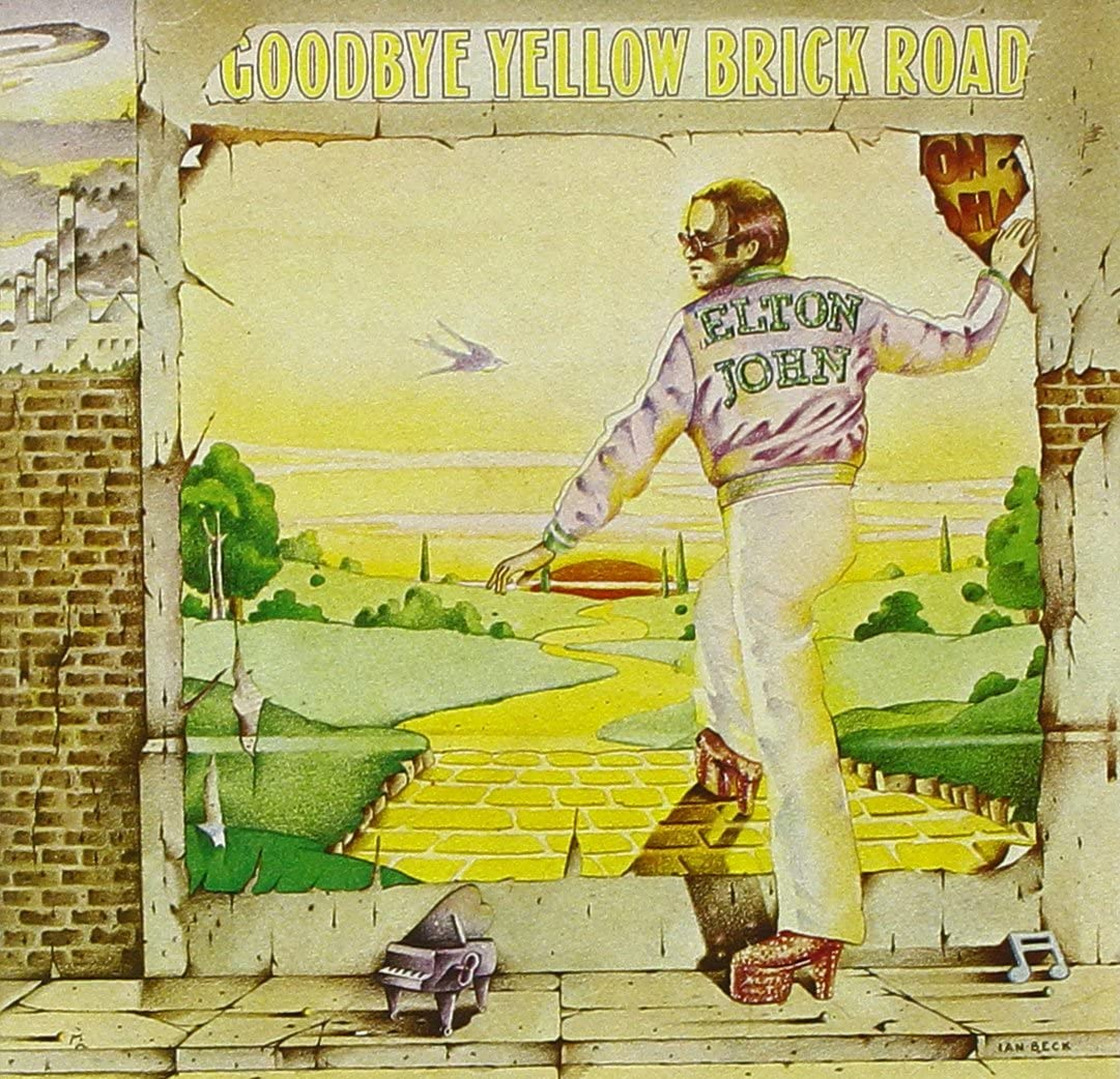 Goodbye Yellow Brick Road: Amazon.co.uk: Music