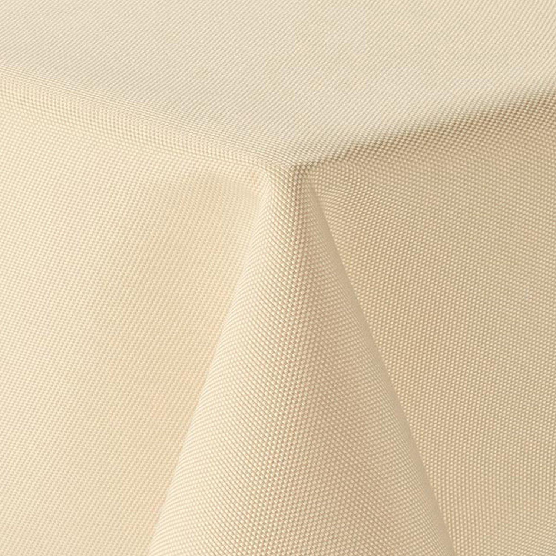 Amp-artshop Tischdecke Leinen Optik Oval 160x220 cm Grau BZW. Anthrazit - Farbe, Form & Größe wählbar mit Lotus Effekt - (O160x220DGrau) B073SBPVS5 Tischdecken