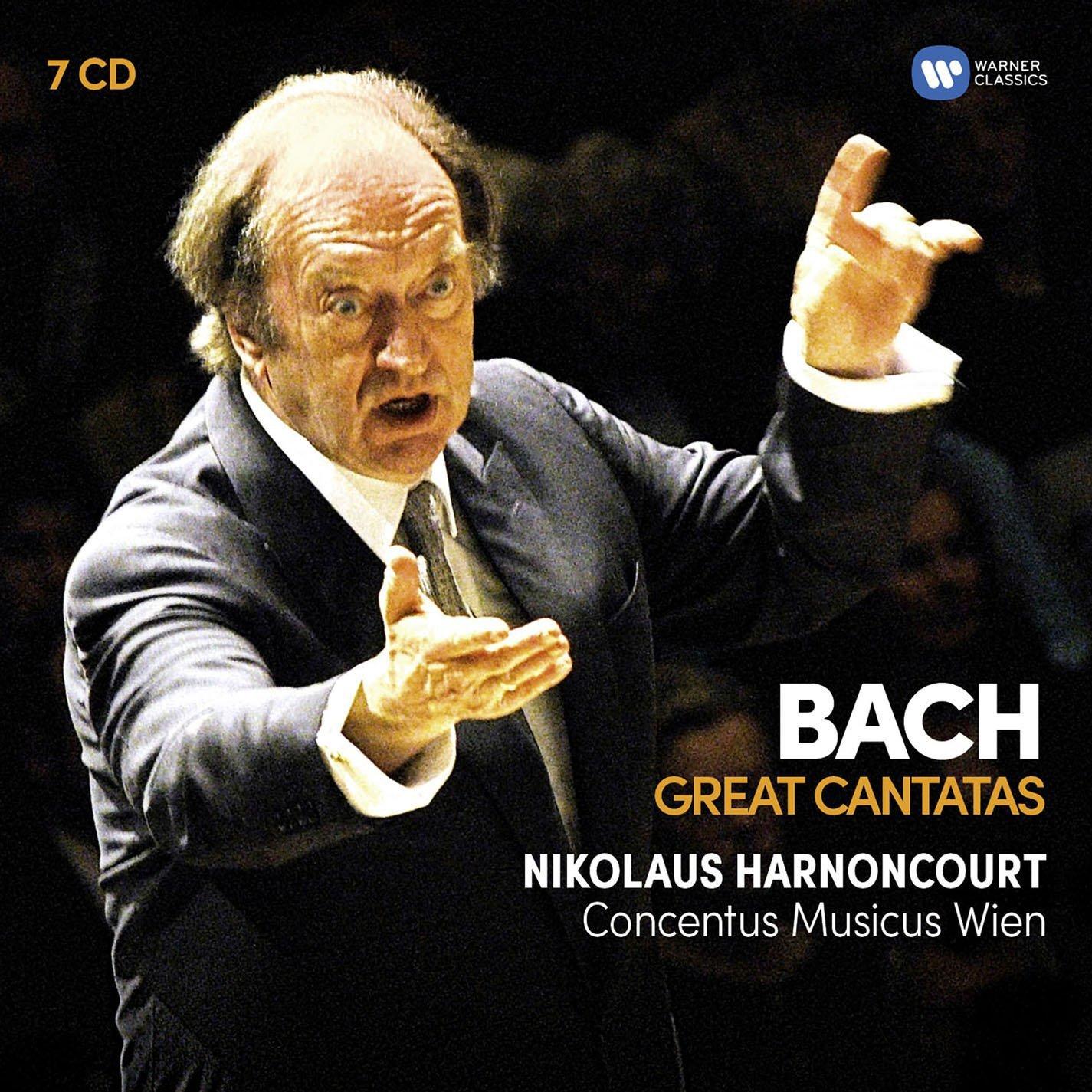 Bach: Great Cantatas