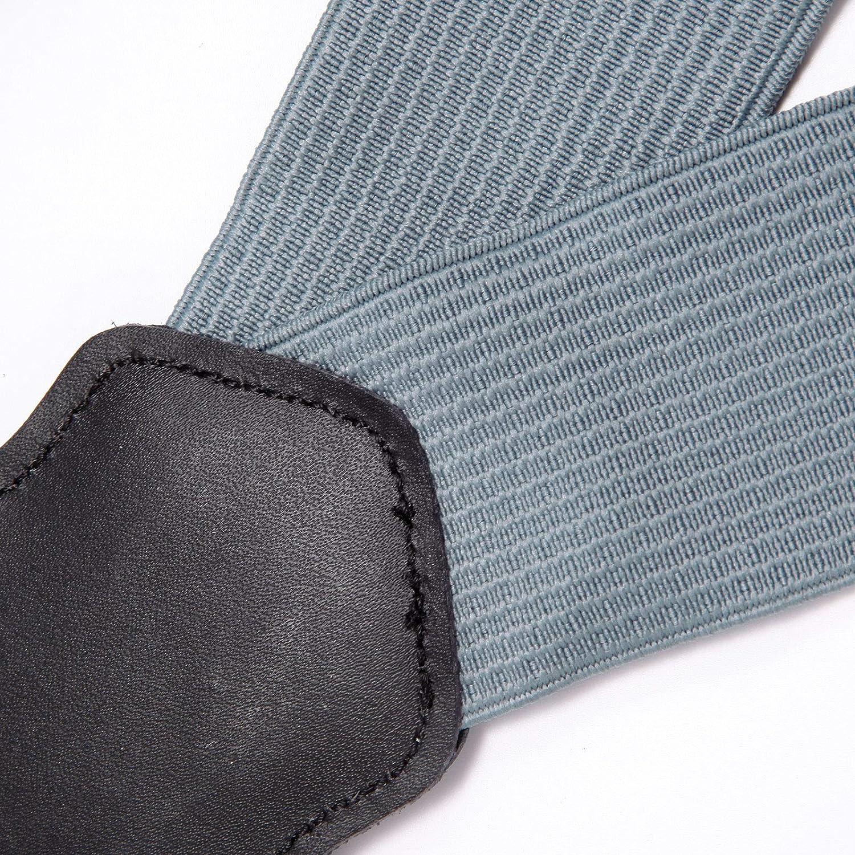 SurePromise Bretelle Uomo Donna X//Y clip Forma Elastiche e Regolabili per i pantaloni molto forti Clip Vari colori