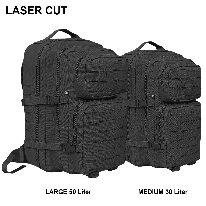 rucksack brandit us cooper lasercut large