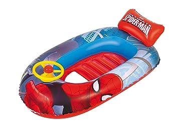 Barca Hinchable Spiderman: Amazon.es: Juguetes y juegos