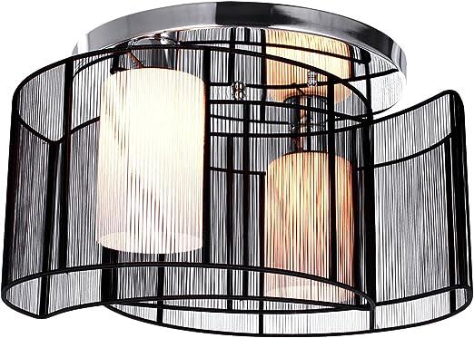 Black, Contemporary, Chandeliers | Lamps Plus