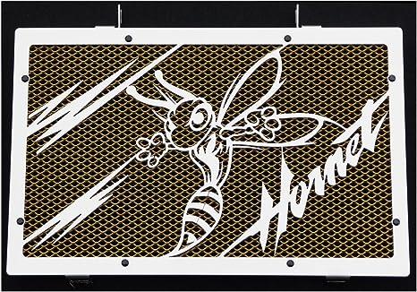 cache radiateur//grille de radiateur 600 Hornet Frelon 200714
