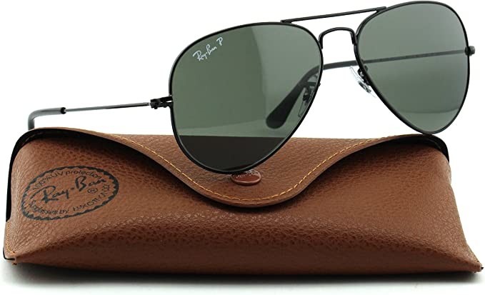 amazon ray ban sunglasses aviator polarized