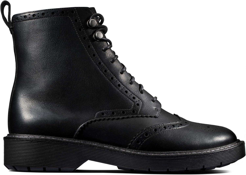 Clarks Damen Clarkdale Tone Stiefeletten: : Schuhe