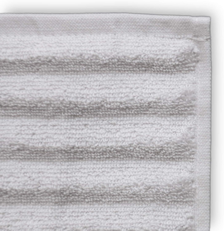 Telo Bagno Grande Asciugamano cm 90 x 140 LAURA BIAGIOTTI 100/% Spugna Di Puro Cotone jacquard Agave Beige