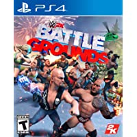 WWE 2K Games Games Battlegrounds - PlayStation 4 Standard Edition
