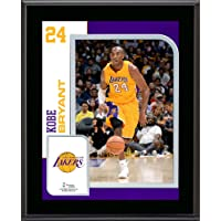 $20 » Kobe Bryant Los Angeles Lakers 10.5'' x 13'' Sublimated Player Plaque - NBA Player Plaques and Collages