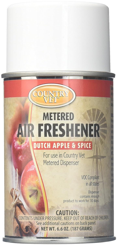 COUNTRY VET Dutch Apple & Spice Air Freshener Refill, 6.6 oz