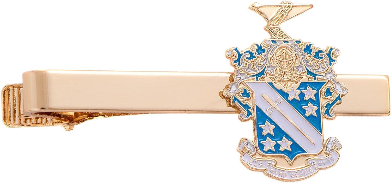 Phi Delta Theta Fraternity Greek Formal Wear Blazer Jacket Phi Delt (Crest Tie Bar)