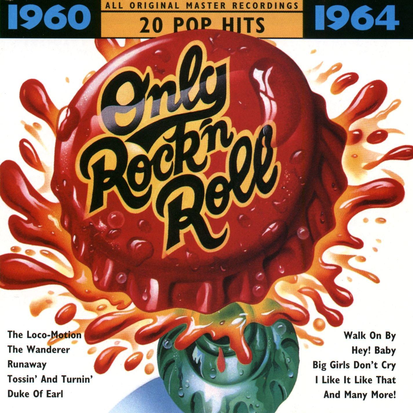 Only Rock'N Roll: 1960-1964 (Series) by Wea2