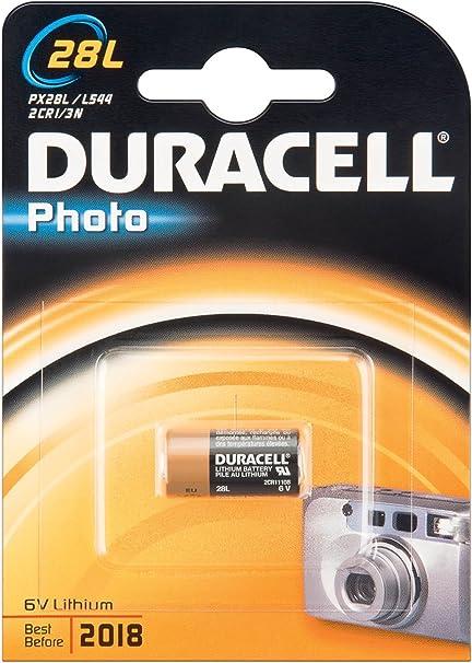 Foto Batterie Duracell Typ V28px 1er Blister Lithium Computer Zubehör