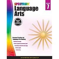 Spectrum | Language Arts Workbook | 7th Grade, 160pgs