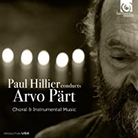 Paul Hillier Conducts Arvo P Rt