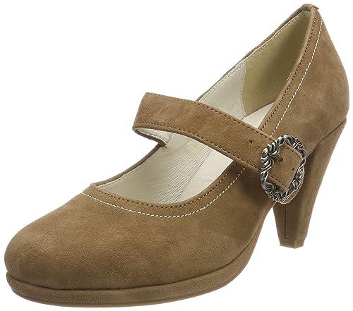 Hirschkogel 3005717, Zapatos de tacón con Punta Cerrada para Mujer ...