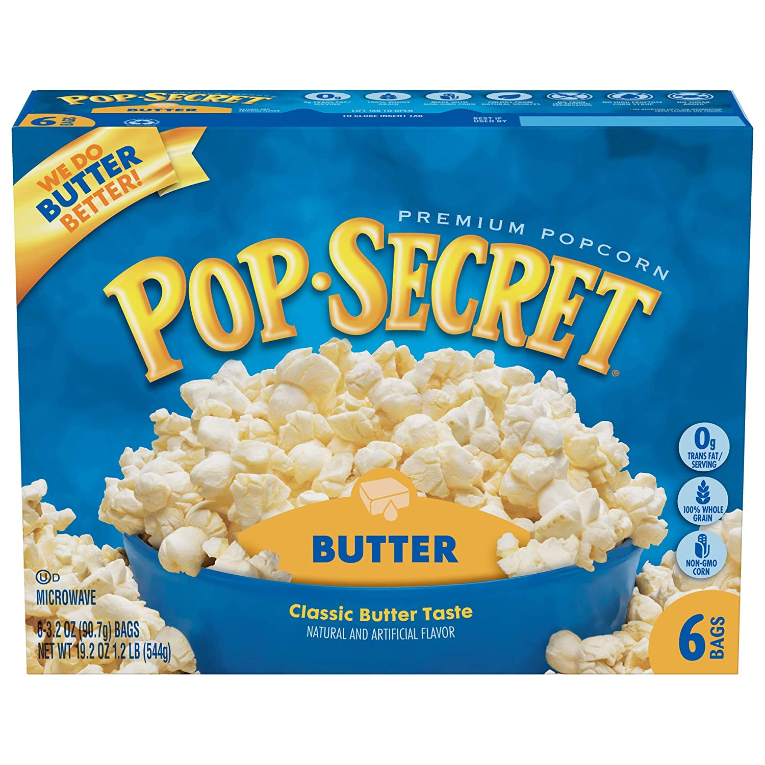 The Top 6 Secrets For Excellent Microwave Popcorn