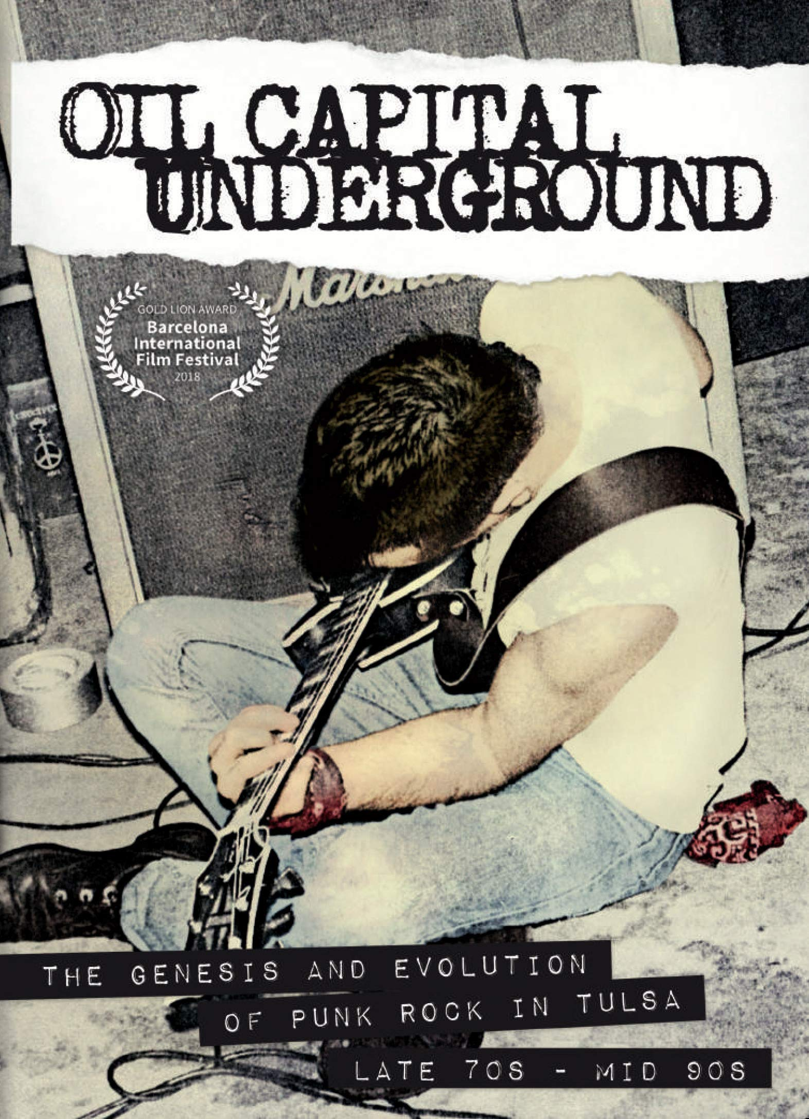 Oil Capital Underground: The Genesis & Evolution of Punk Rock in Tulsa-Late 70s to Mid 90s on Amazon Prime Video UK