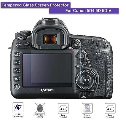Protector de pantalla LCD Fiimi. Vidrio templado. Para cámara ...