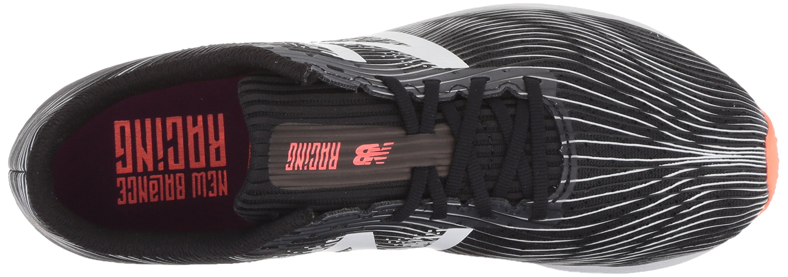New Balance Women's 7v1 Cross Country Running Shoe Black, 5.5 B US by New Balance (Image #7)