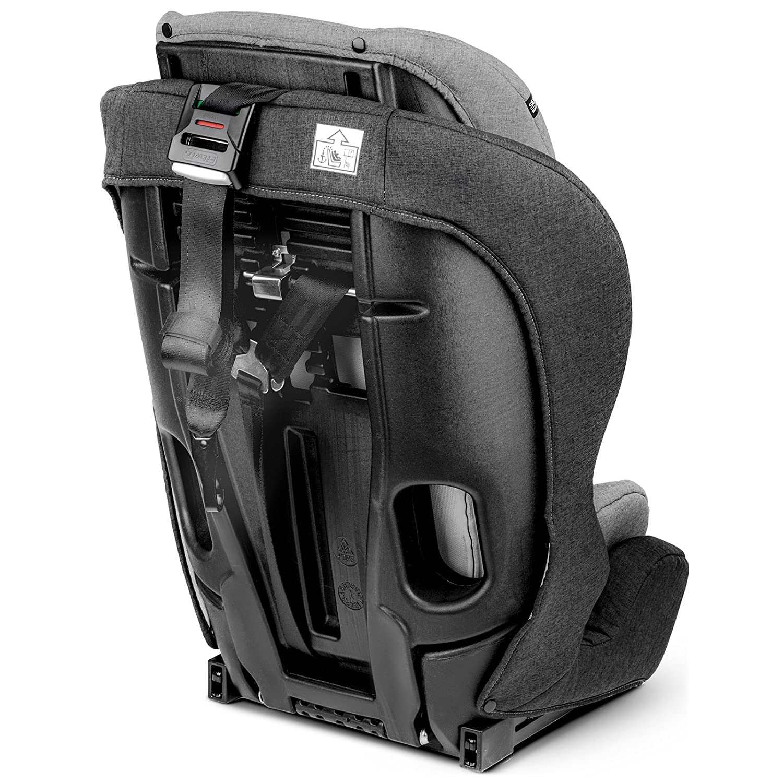 Dunkelblau Kinderkraft SAFETYFIX ISOFIX Kindersitz Autokindersitz 9 bis 36 kg gruppe 1 2 3