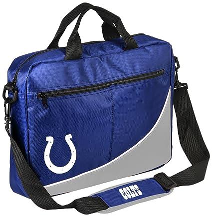 Amazon.com: NFL Indianapolis Colts bolsa de computadora ...
