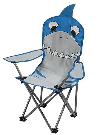 Regatta del Cabrito Animal Silla de Camping Azul Shark Blue Talla:n ...