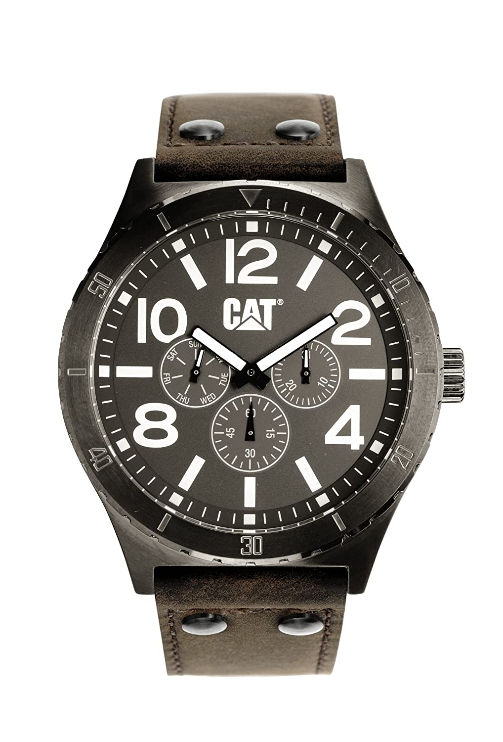 Amazon.com: CAT WATCHES Mens NI15935535 Camden Analog Watch: CAT WATCHES: Watches