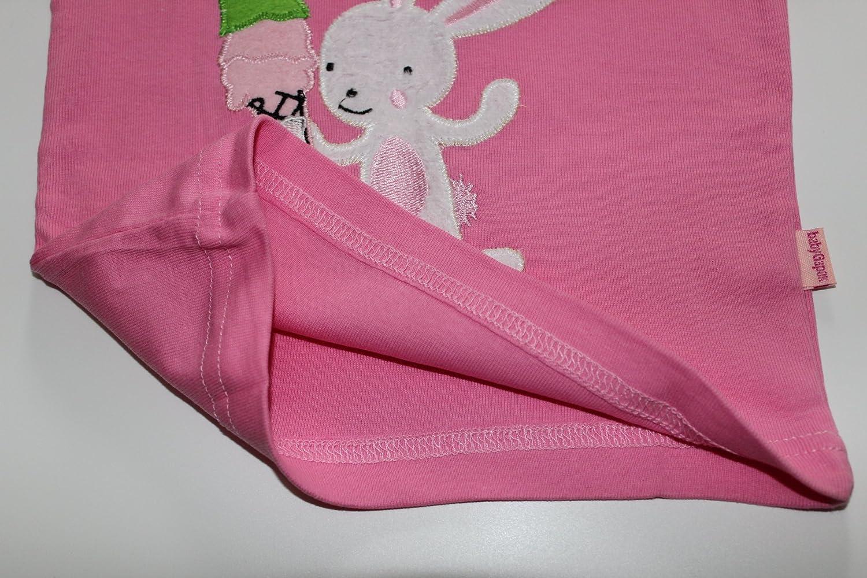 2018 Girls Sleepwear Cute Rabbit Kids Pajamas Set Cotton Breathable Safety Home