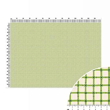 Amazon De Bambus Net Baumwolle Uni Stoff Linear Meter 140 X 100