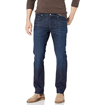 7 For All Mankind Men's Slimmy Slim Fit Jeans: Clothing