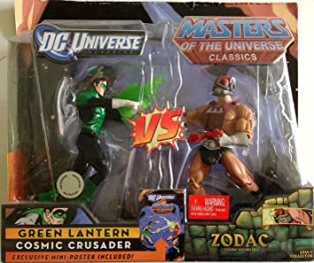 DC Universe Masters of the Universe Classics Action Figure ...