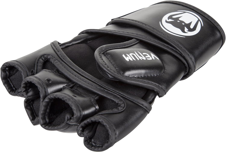 Venum Pro MMA Black Impact Fight Grappling Gloves