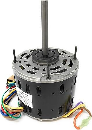 A1464, HVAC Blower Motor 1/6~1/2HP & 230V - - Amazon.com | Hvac Blower Motor Wiring |  | Amazon.com