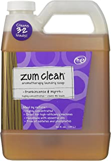 product image for Indigo Wild Zum Clean Laundry Soap, Frankincense and Myrrh, 32 Fluid Ounce