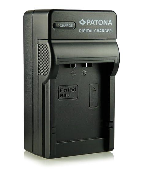 3in1 Cargador DMW-BLB13 / DMW-BLB13E para Panasonic Lumix DMC-G1 | DMC-G2 | DMC-G10 | DMC-GF1 | DMC-GH1 y mucho más…