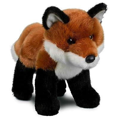 Douglas Bushy Red Fox Plush Stuffed Animal: Toys & Games [5Bkhe1105185]