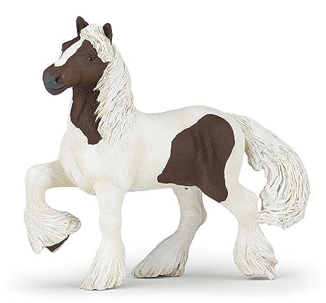 Papo Black Appaloosa Foal Figure Multicolor 51540