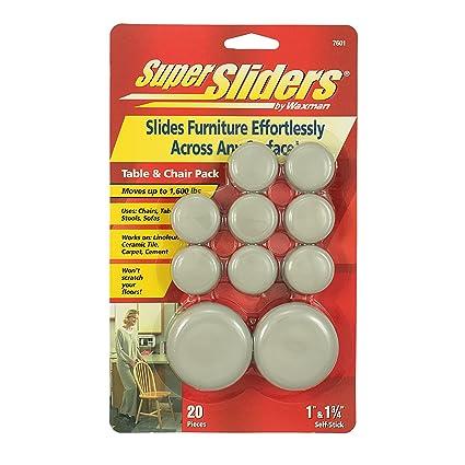 Super Sliders by Waxman 7601 - muebles deslizadores mesa y ...