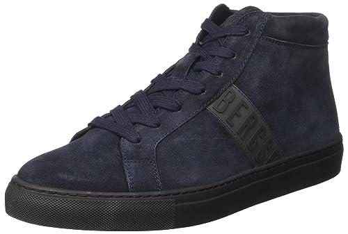 Bikkembergs Gymnasium 961, Zapatillas Altas para Hombre, Azul (Blue 200), 45 EU: Amazon.es: Zapatos y complementos