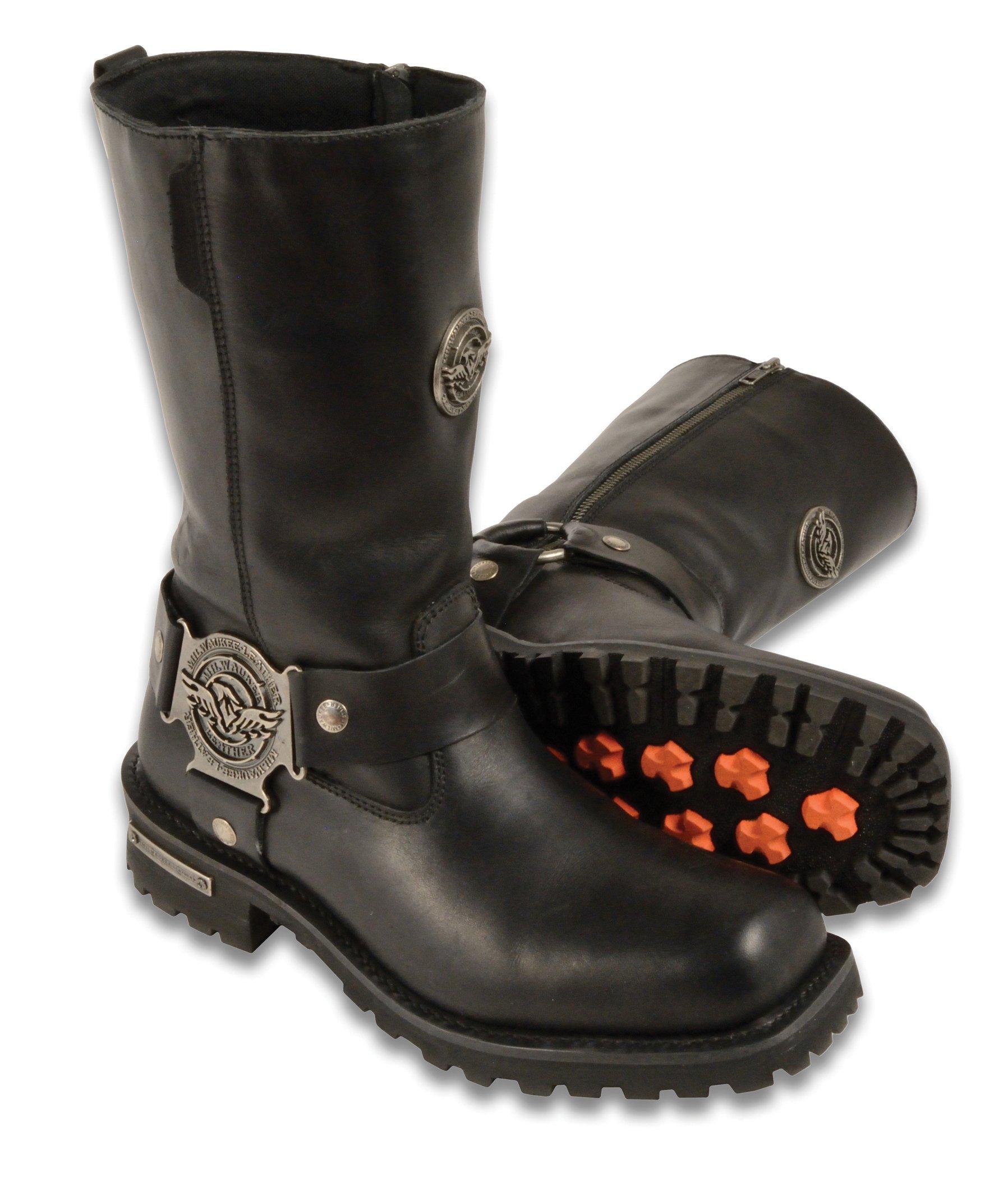 Milwaukee-Womens-T-Shape-Boots