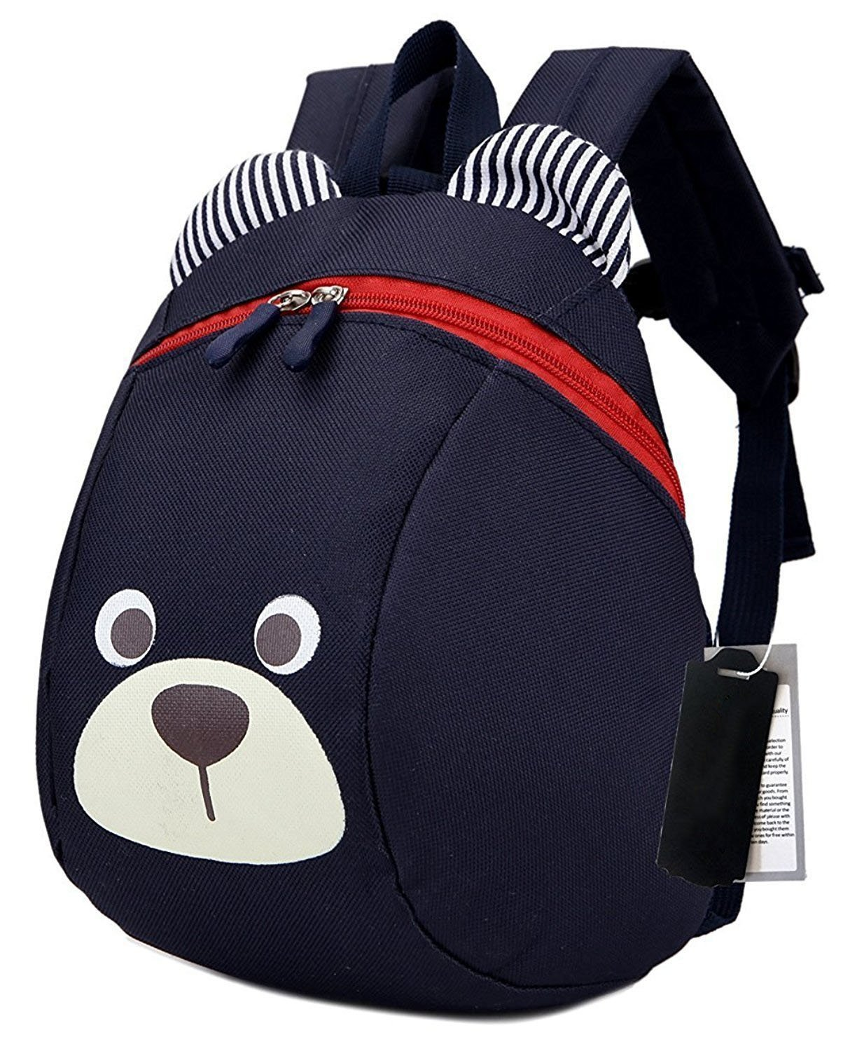 080072f2989 chic X-HAPPY Animal Cartoon Bear for Boys and Girls Kids Backpack Toddler  Backpack