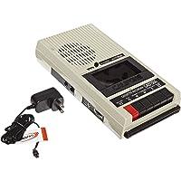"Califone CAS1500 Cassette Player/Recorder, Built-in Microphone, AC/DC Power, 1/4"" Headphone Jack"
