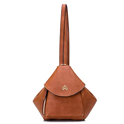 c32919439b Amazon.com  Satchel Purse Hobo Handbags and Backpack Style Two Uses  Shoulder Bags for Women Large-capacity Tote PU Leather  Shoes