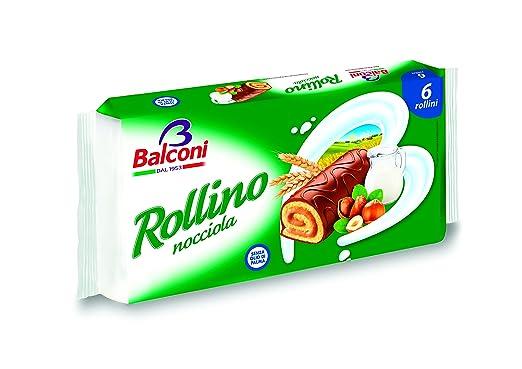 3 opinioni per Balconi Rollino Nocciola- 222 gr,