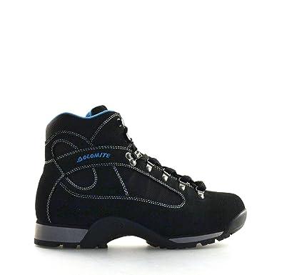 b12fc8ab0d4 Dolomite Men's Hawk Pro Jet Black Suede Hiking Boot