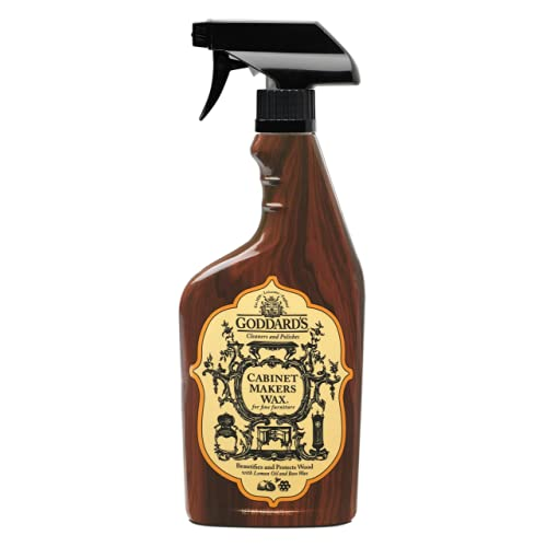 Furniture Polish Has Never Been Easier Or More Visually Effective Than  Goddardu0027s Furniture Polish. This Convenient Spray Can Be Used On All Of The  Wood In ...