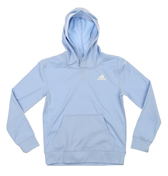 7cbd72a98417 Adidas Big Boys Youth Light Weight Performance Hoodie (Small 8 ...
