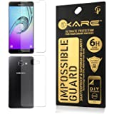 iKare Front/Back Fiber Tempered Screen Protector for Samsung Galaxy A5 2016 Edition